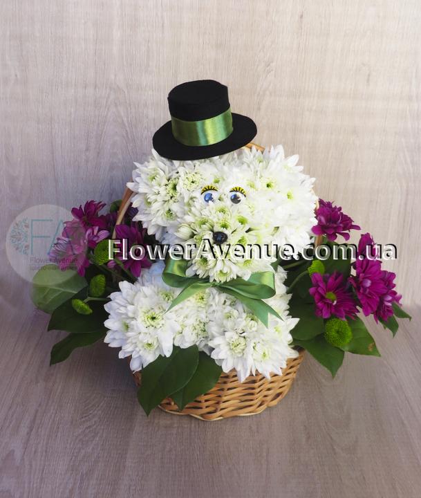 Цветов купить киев хризантемы комнатные