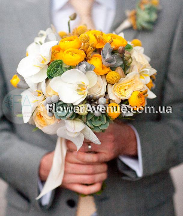 Для купить свадебные букеты из ранункулюсов цветов казани